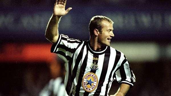 Newcastle United - Alan Shearer