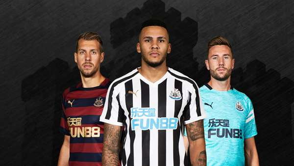 new concept bdccf 1fee2 Newcastle United - Magpies reveal 2018/19 kits