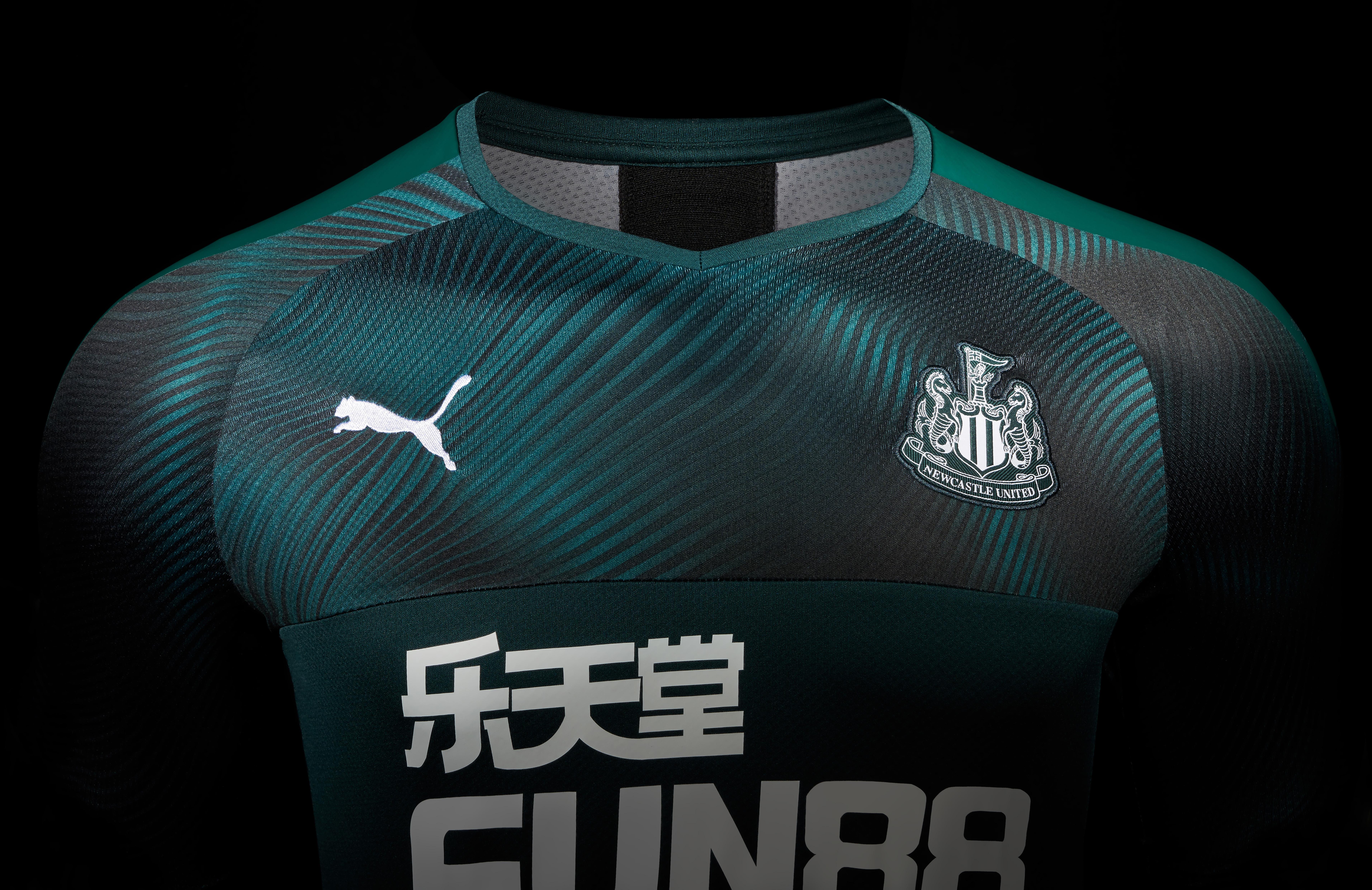 innovative design 32448 59f46 Newcastle United - New 2019/20 away kit revealed
