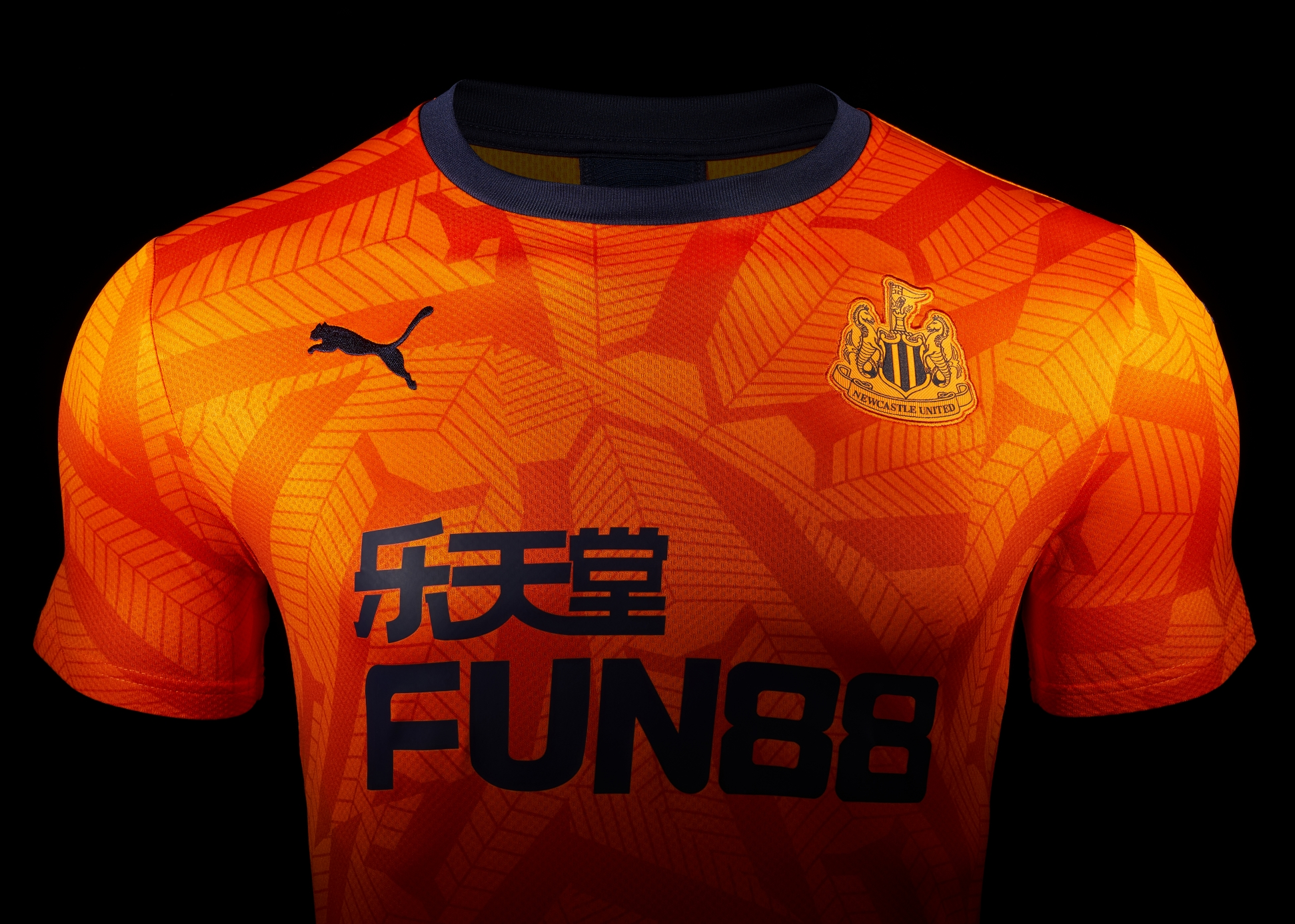 the latest 71179 f7190 Newcastle United - New third kit revealed
