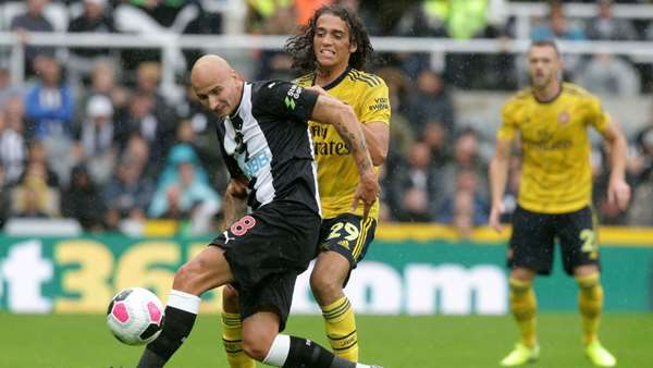 Newcastle United Newcastle United 0 Arsenal 1