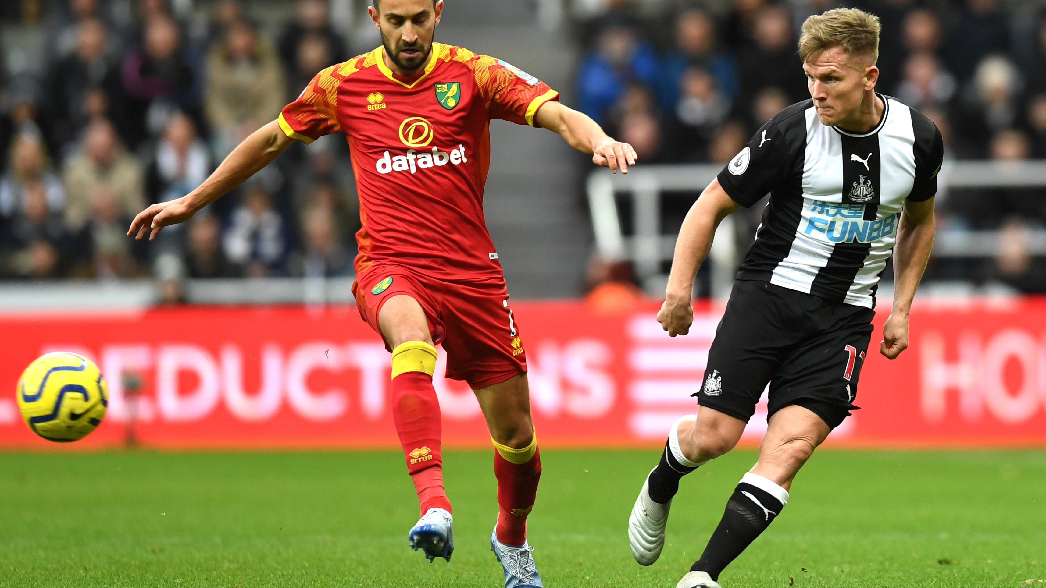 Atsu's extra-time assist sends Newcastle United into FA Cup fifth round