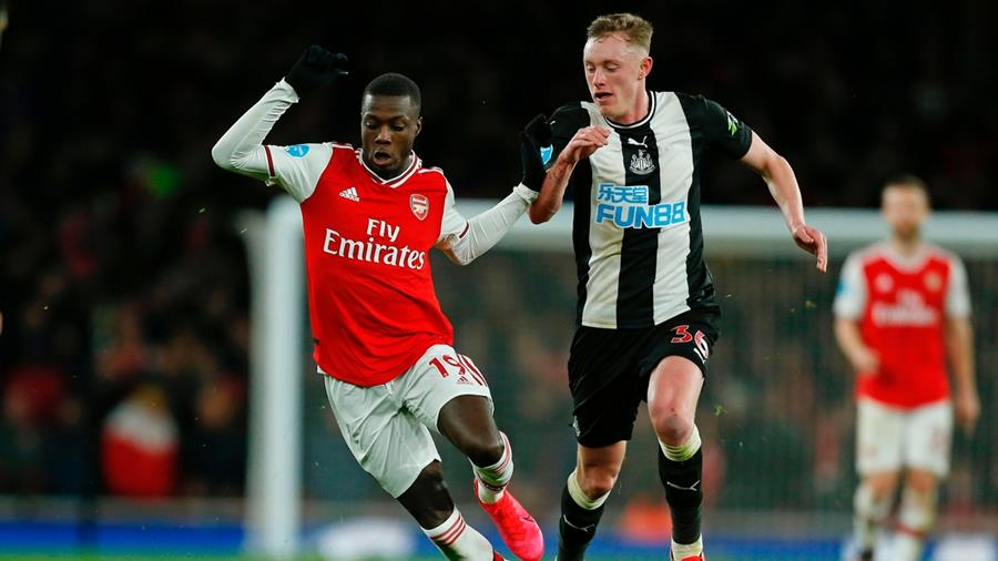 Newcastle United Arsenal 4 Newcastle United 0