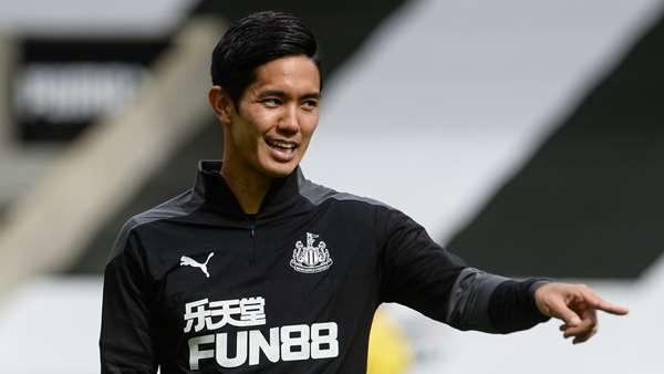 Newcastle United - Muto loaned to Eibar