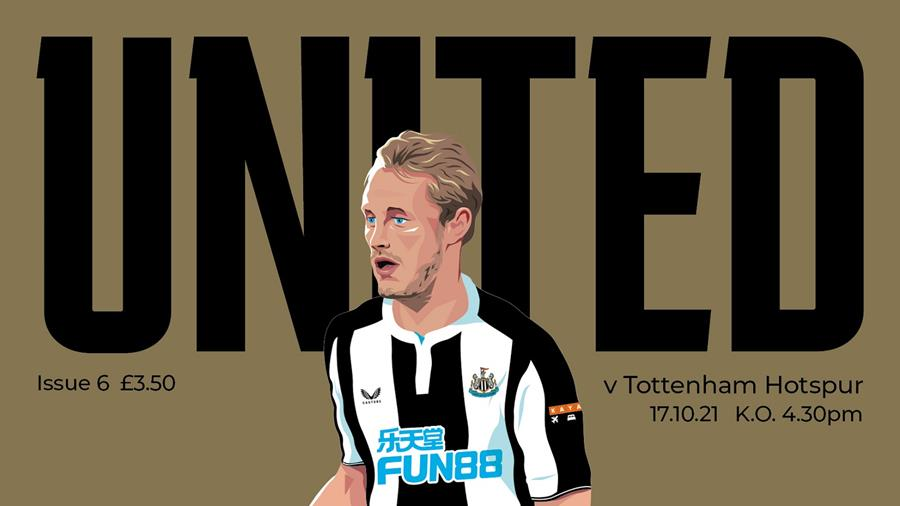 Inside Sunday's matchday programme... - Newcastle United