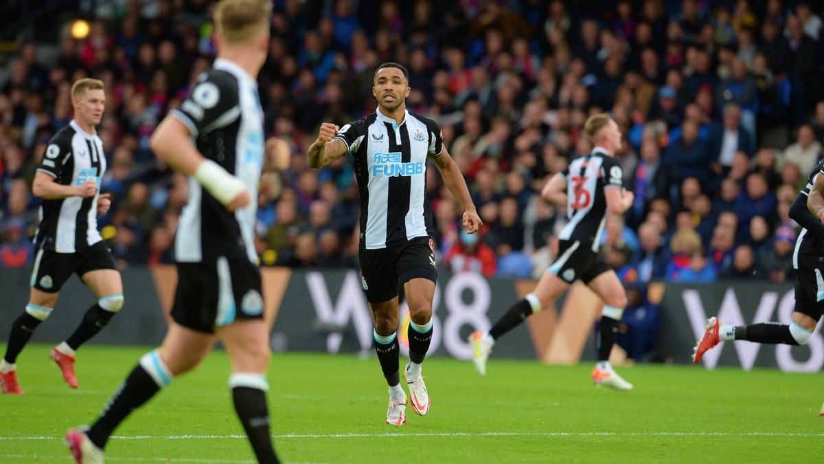 Wilson: My best Newcastle goal so far