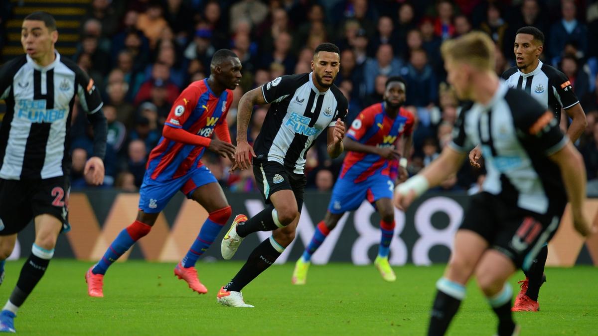 Brief highlights: Crystal Palace